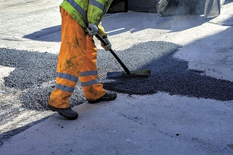 West Ilsey Car Park Surfacing Specialists