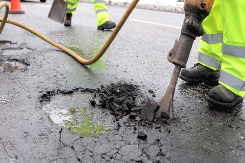 Eastbourne Pothole Repair Specialists