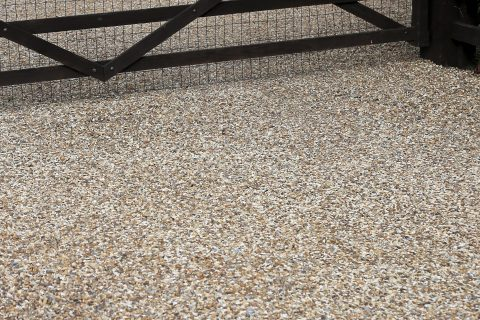 Shingle Driveway Fitters Southern England
