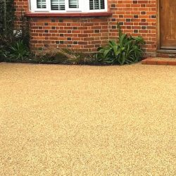 Resin Driveways in Lyne